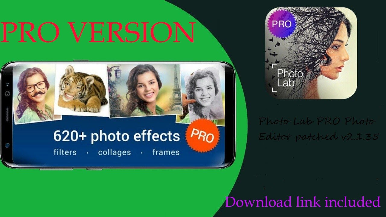 What s new on Photo Lab Pro Apk