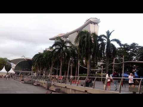 The Olympic Walk @ Marina Bay, Singapore