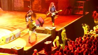 Iron Maiden - The Book of Souls - live at Sportpaleis, Antwerp 2017 (4K)