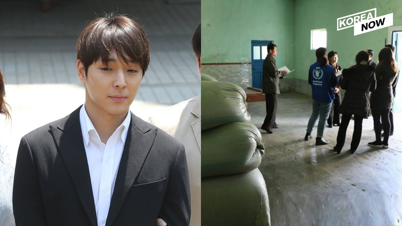 N Korea's food shortage/Court reviews arrest warrant for singer Choi  Jong-hoon