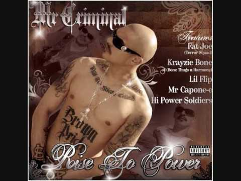 Mr. Criminal - Raised By Thugs