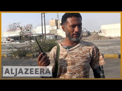 🇾🇪 Battle for Hodeidah: Fighting intensifies for key port city | Al Jazeera English thumbnail