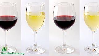 Červené vs. bílé víno z hlediska rizika vzniku rakoviny prsu