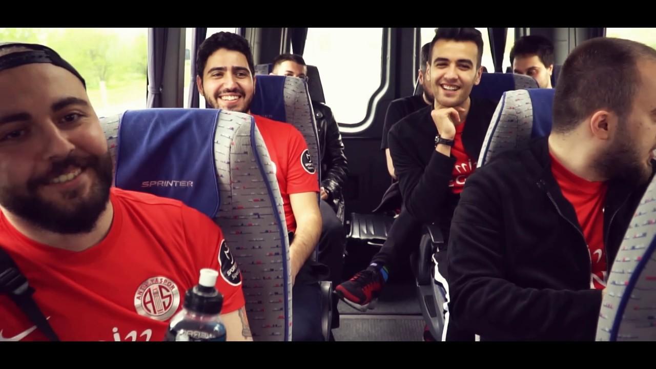 Antalyaspor Espor Takımımızın Şampiyonluk Belgeseli
