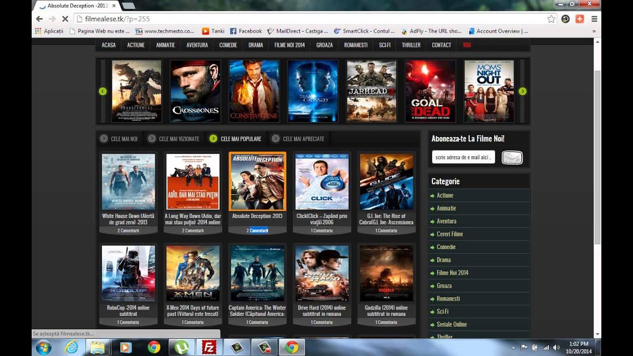 Tema Wordpress Pentru Site de Filme Online Keremya v4.0 - YouTube
