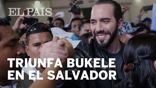 Nayib Bukele gana las elecciones de El Salvador
