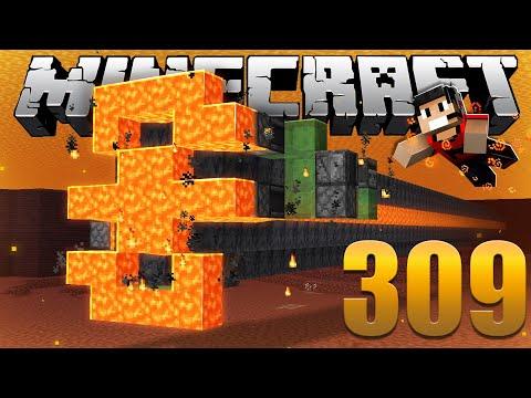 As Incríveis Máquinas de Basalto - Minecraft Em busca da casa automática #309