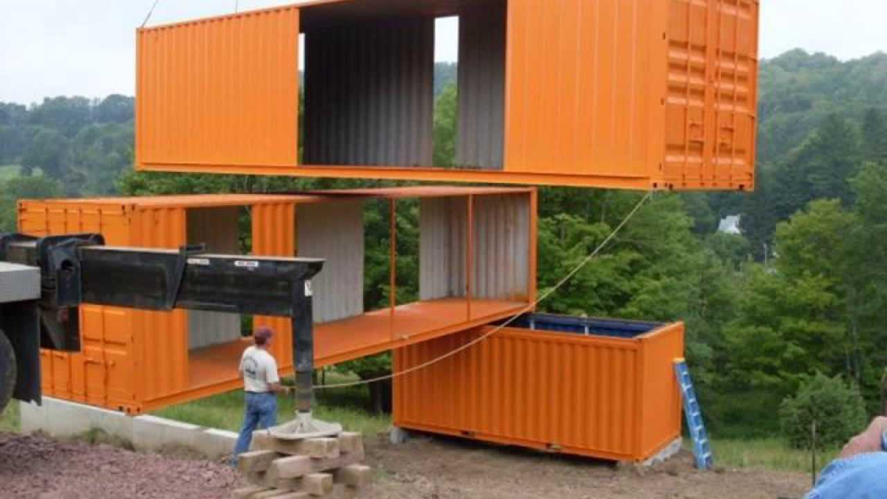 Shipping Container Home Build Building Amazing Homes