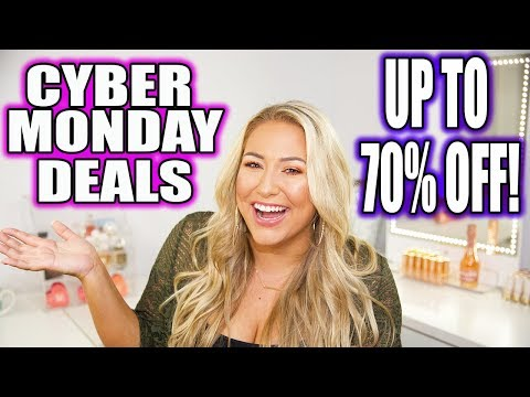 SO MANY SALES! Cyber Monday 2019 Best Deals.