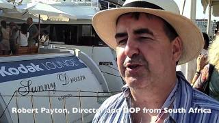 Kodak at Canes Lions 2011 Video Interviews - Robert Payton, Director and DOP from Cape Town