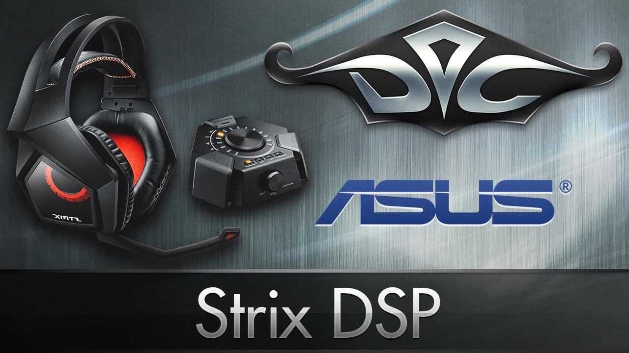 ASUS Strix DSP. Все дело в пульте ;) - YouTube