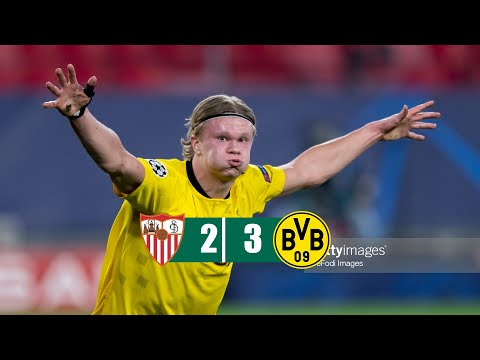Sevilla Vs Borussia Dortmund 2-3 All Goals \u0026 Highlights 17/02/2021 HD