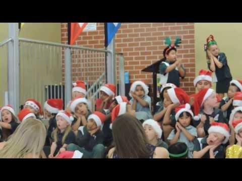 Christmas Gangnam Style 2013