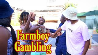 Farmboy goes to gamble Ep - 5 LEON GUMEDE
