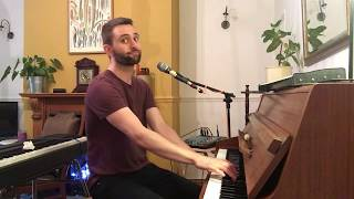 MINUTE TAKER - Leather (Tori Amos cover song) 2017 live piano vocal version for Native Invader Tour