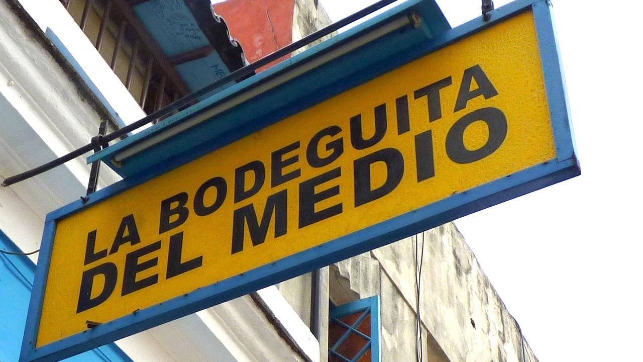 La Bodeguita del Medio Cuba