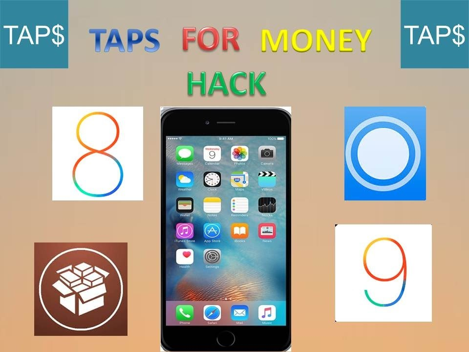 Taps For Money Hack ( Make Money) iOS