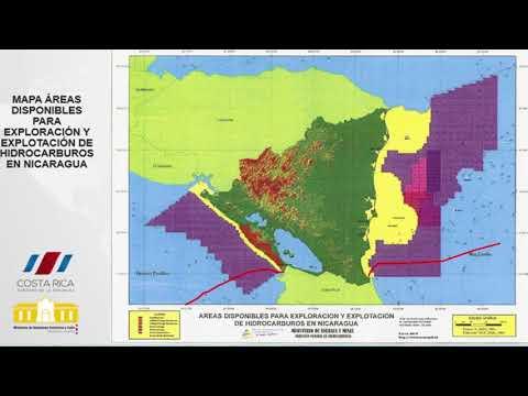 Explicación sobre los nuevos límites marítimos de Costa Rica tras fallo de la CIJ en la Haya.