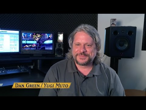 Dan Green Yugi Muto   YuGiOh! THE DARK SIDE OF DIMENSIONS
