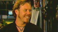 """Metallica - Making The Video Of """"The Memory Remains"""" (1997) [MTV Broadcast]"""