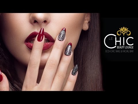 Nail and facial beauty salon - Le Chic Beauty Lounge - Davie, Florida