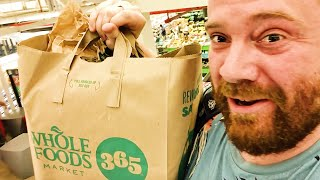NEW YORK GROCERY SHOPPING: TRYING WHOLE FOODS