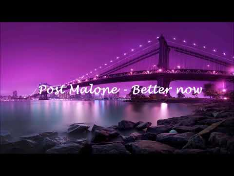Post Malone - Better Now (1 Hour Version)