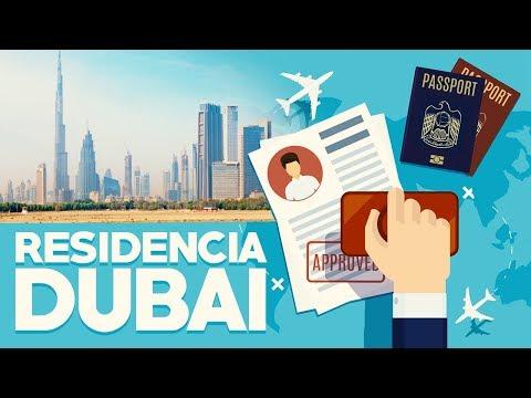 REQUISITOS PARA VIVIR EN DUBAI