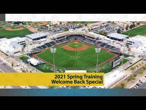 Mayor's Welcome Back Spring Training Special video thumbnail