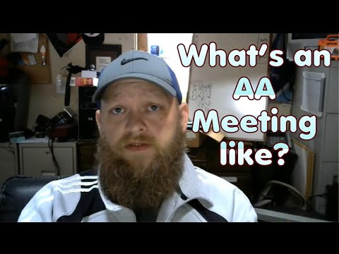 Whats an AA meeting like expect - What a Alcoholics Anonymous meeting is like - is aa a cult?