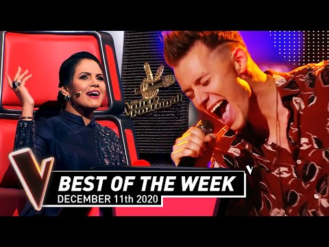 The best performances this week in The Voice   HIGHLIGHTS   11-12-2020