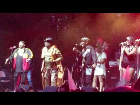 George Clinton & PFunk   Eugene OR 8 11 2019