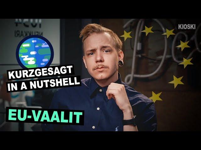 Eurovaalit ft. Kurzgesagt