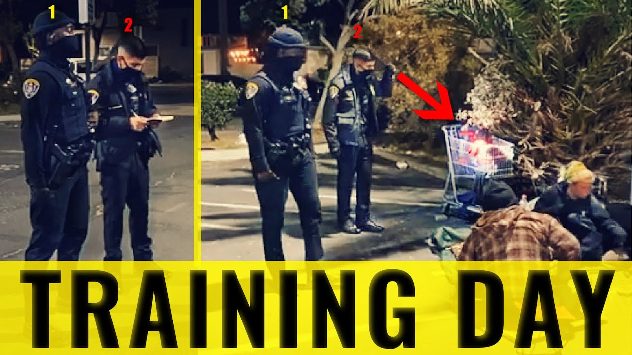 DANCING: FTO Schools Trainee, Gives Respect & Gets It Back - Free To Stay First Amendment Audit