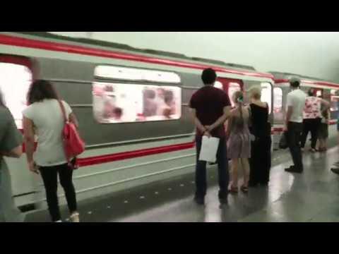 Tbilisi Metro - Tbilisi, Georgia