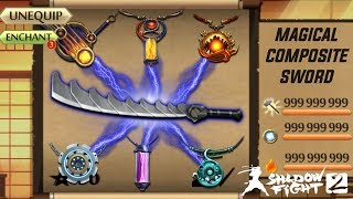 Shadow Fight 2 Magical Composite Sword