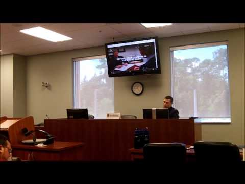 Barry University School of Law Air Force JAG Informational Meeting