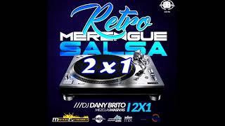 2x1 De Los 90´Merengue-Salsa. Dj Dany Brito Produccion# 96