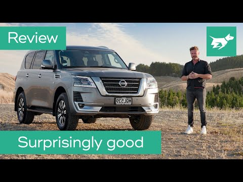 Nissan Patrol 2020 Review