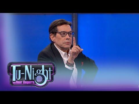 JUAN JOSÉ ORIGEL deja a todos CALLADOS en Tu-Night con Omar Chaparro