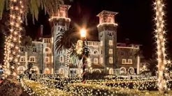 St. Augustine Florida's NIghts of Lights