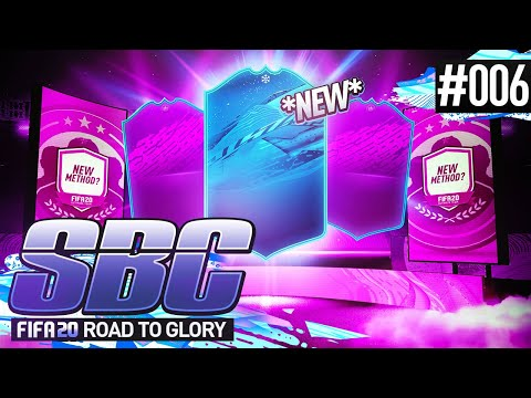 NEW LEAGUE SBC METHODS! - #FIFA20 LEAGUE SBC TO GLORY! #06 Ultimate Team