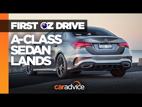 2019 Mercedes-Benz A-Class Sedan review | Premium small car