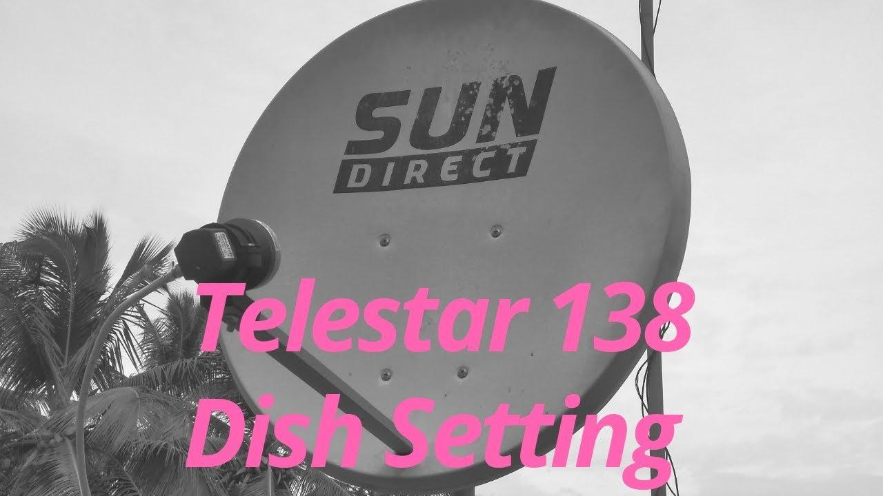 Telestar 138 East Dish Setting - YouTube - tubemate