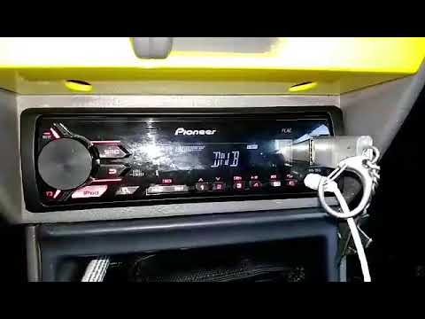 Fiat Punto Cabrio subwoofer Cosmic Wind 300W RMS