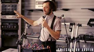 Switched On Presents: Daedelus & Using Modular Synthesizers Live