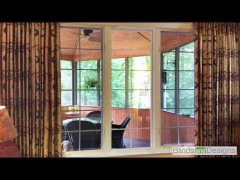 Blinds and Designs Products