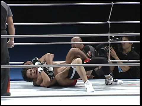 Marlon Sandro vs J Taro Takita 2008 10 26