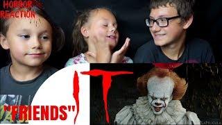 IT TV Spot - Terror Reaction!!! (ESO - Amigos 30