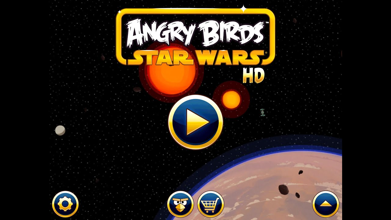 Android Angry Birds Star Wars HD v1.5.3 apk for android